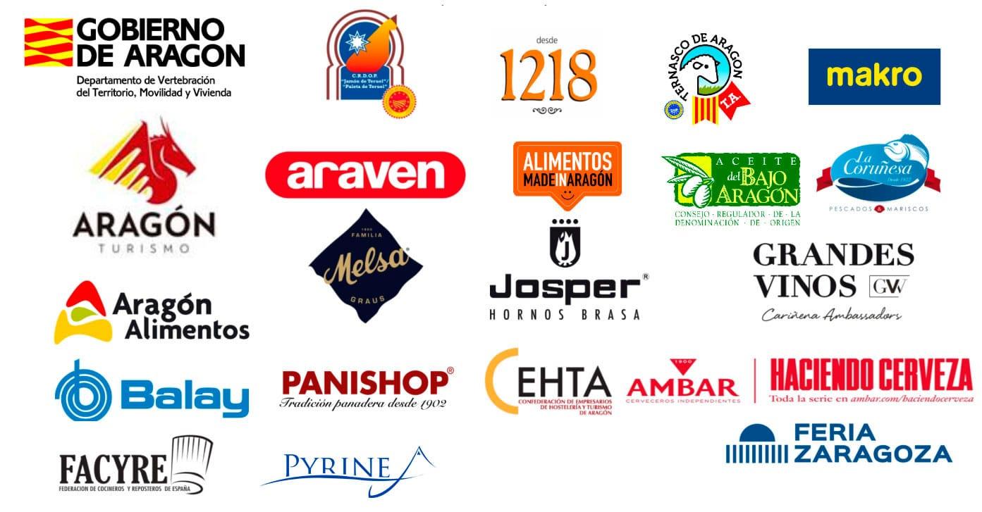 Patrocinadores proveedores y colaboradores