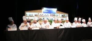 Embajadores de la cocina aragonesa en España