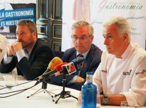 Aragón acogerá el V Certamen Nacional de Gastronomía y premiará al Mejor Cocinero y Repostero de España