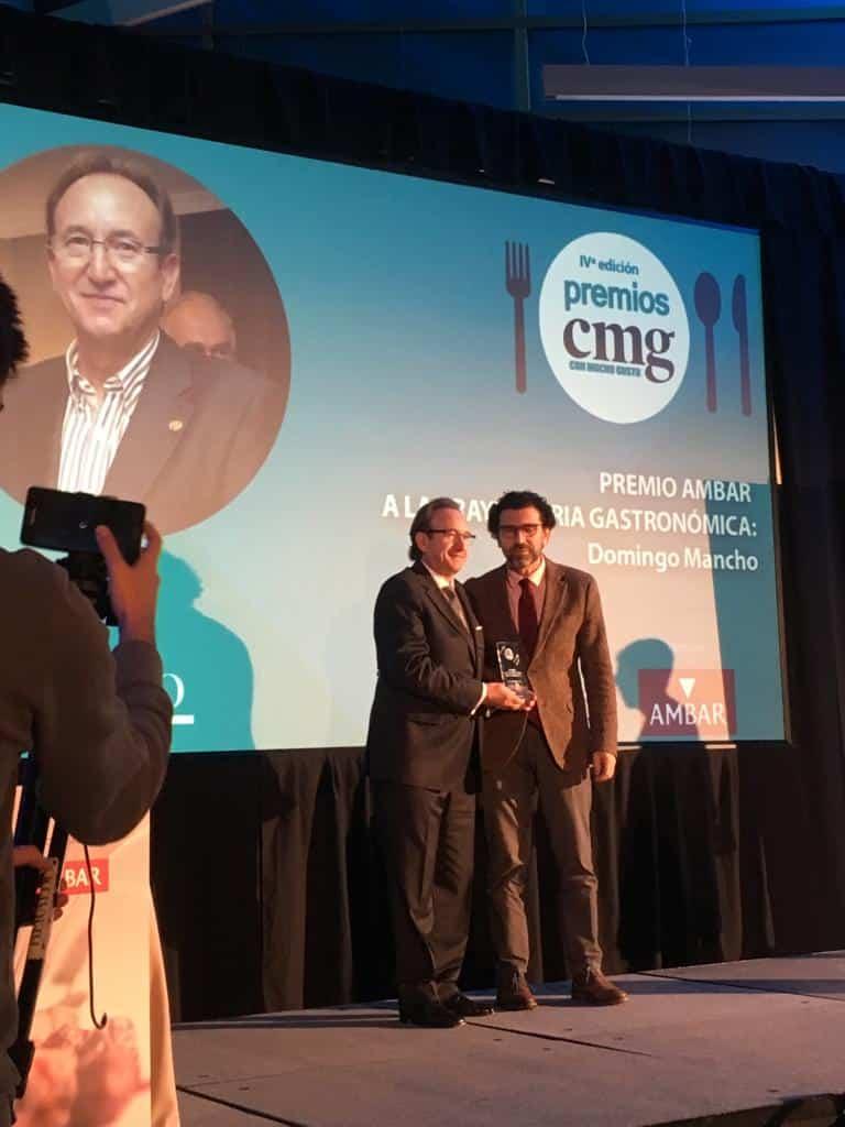 Premios Heraldo de Aragón «Con Mucho Gusto»