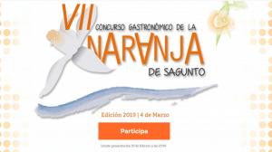 Concurso Gastronómico de la Naranja