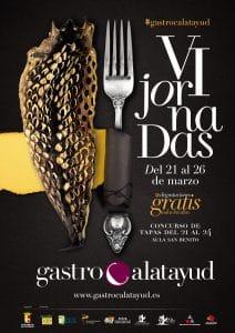 Del 21 al 26 de marzo celebramos GastroCalatayud