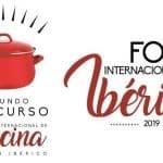 Concurso Internacional de Cocina con Ibérico 2019. Convocatoria