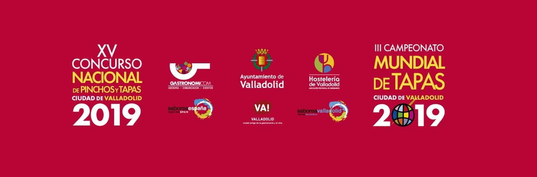 Abierta la convocatoria para el Concurso Nacional de Pinchos y Tapas de Valladolid