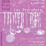Concurso nacional de cocina de ajo morado de Las Pedroñeras
