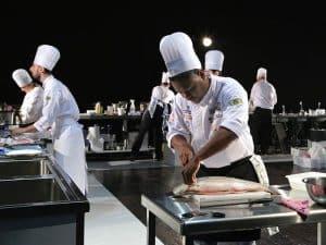 La Asociación de Cocineros de Aragón organizará en Teruel el próximo 9 de septiembre la Cumbre de Cocineros de Aragón.