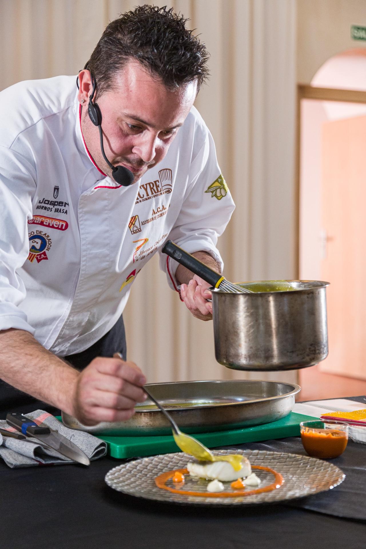 La Asociación de Cocineros de Aragón (ACA) colabora un año más con el Festival En Clave de Aragón