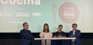 El Festival de Málaga convoca el I Concurso de Cinema Cocina