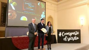 ACA recoge el reconocimiento de la pertenencia al 'Círculo Agroalimentario Comparte el Secreto'