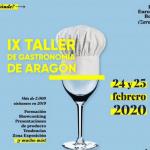 IX Taller Gastronómico de Aragón