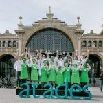 Ocho chefs aragoneses preparan las recetas de la Gala del Club Inclucina