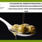 En marcha el Concurso Cocina con AOVE Jaén Paraíso interior