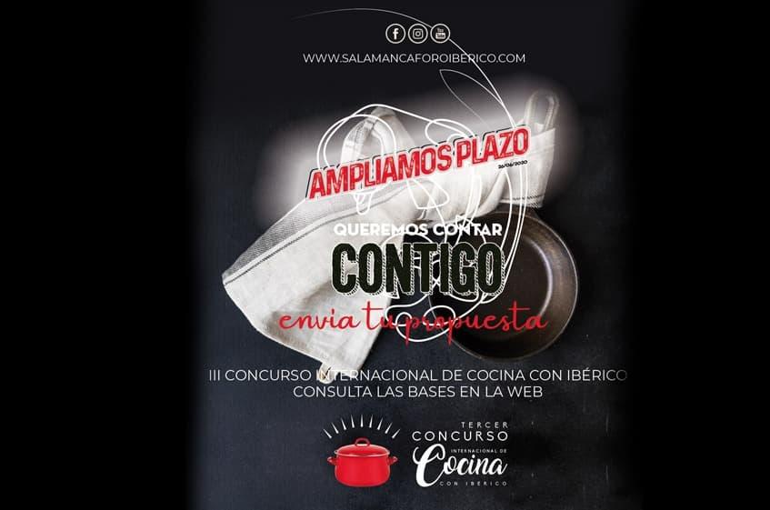 III Concurso Internacional de Cocina con Ibérico