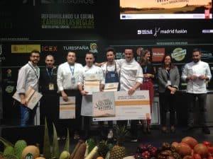 El ganador del concurso 'Cocina Carne Sostenible y Natural de Lechal, Cordero y Cabrito' es de Aragón