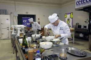 IV Concurso Nacional Jóvenes Cocineros
