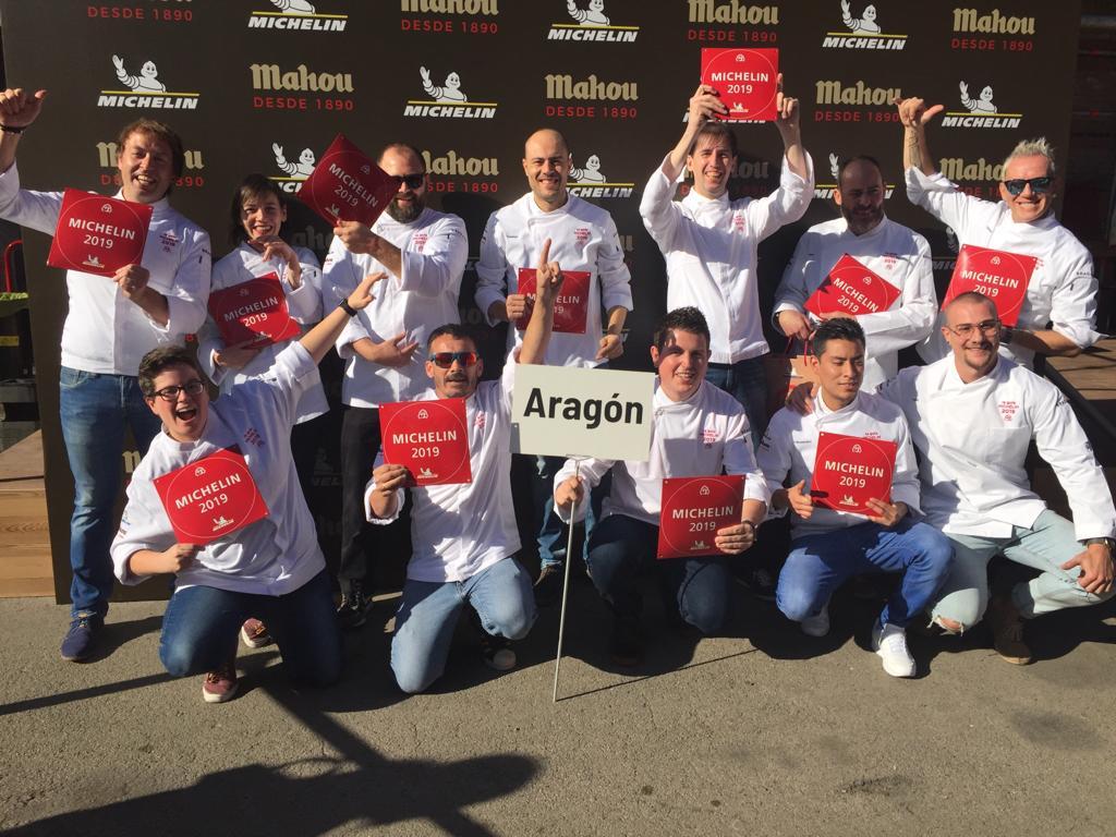 Restaurantes Bib Gourmand de la Guía Michelín en Aragón