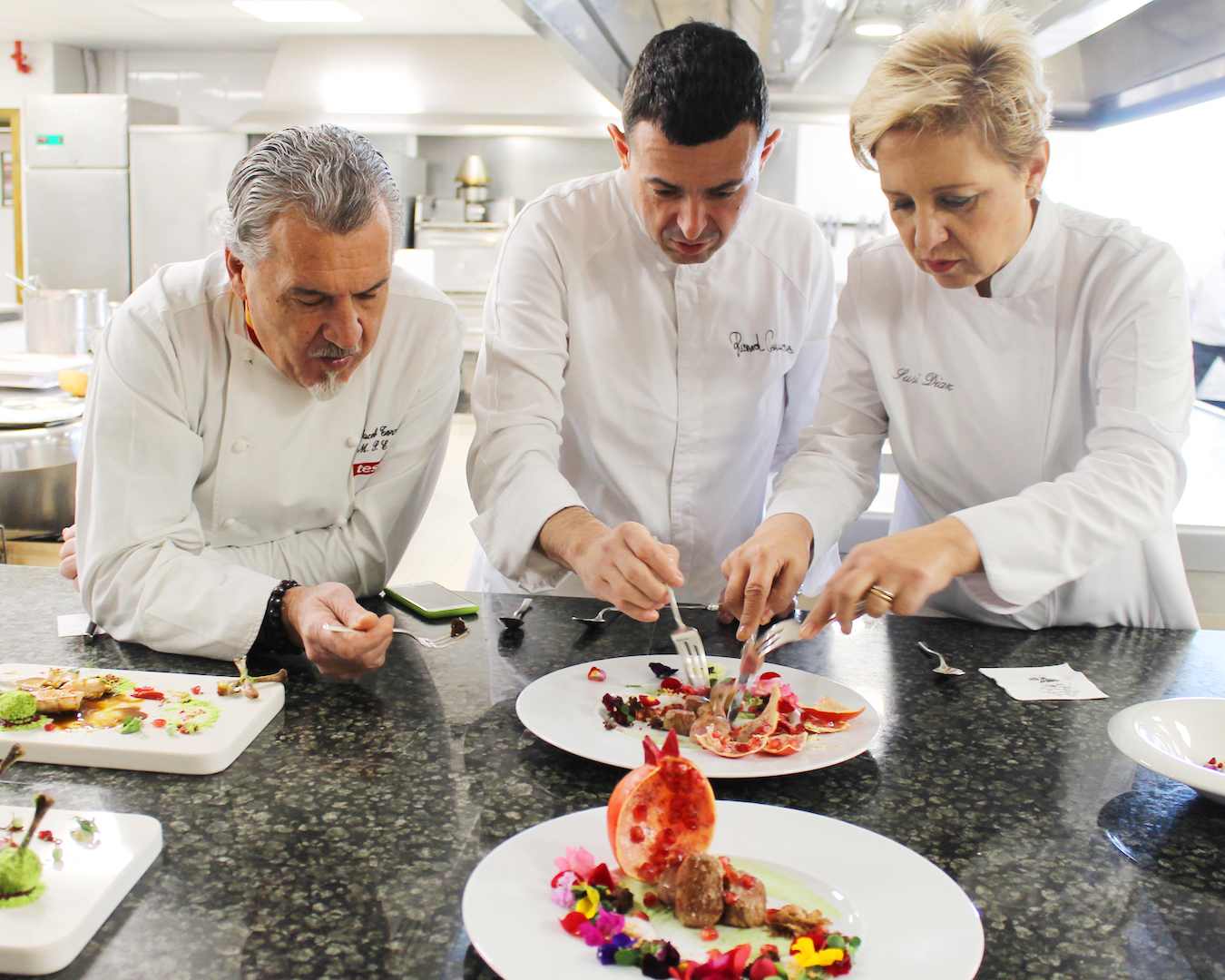 Concurso de Cocina Creativa con Granadas de Elche